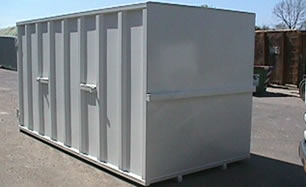 Opslag container